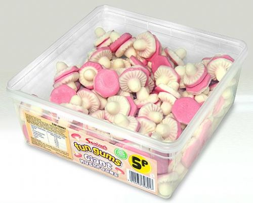 SWIZZELS 5p FUNGUMS GIANT MUSHROOMS